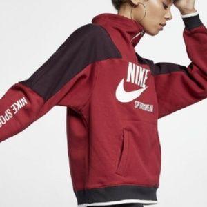 Last one Nike Sportswear Archive Half-Zip Pullover